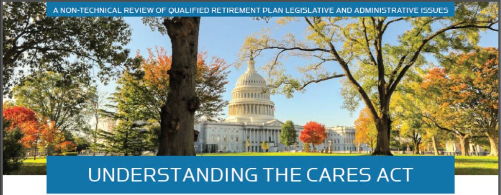 Understanding the CARES ACT